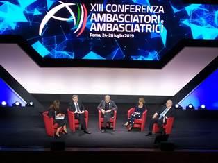 COOPERAZIONE E SOSTENIBILITÀ: IL FONDAMENTALE RUOLO DELLA DIPLOMAZIA ITALIANA