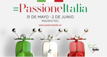 """#PASSIONEITALIA"" TORNA A MADRID"