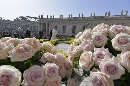 FRANCESCO: SE RICEVI DEVI IMPARARE A DARE