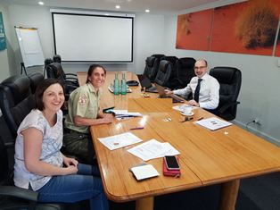 BRISBANE: CONCLUSA CON SUCCESSO LA MISSIONE PASSAPORTI AD ALICE SPRINGS (AUSTRALIA)