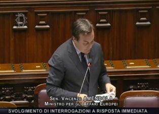 GLI ITALIANI E LA BREXIT: AMENDOLA RISPONDE A UNGARO (ITALIA VIVA)/ IL MINISTRO A LONDRA IL 7 OTTOBRE