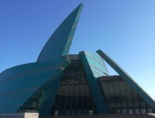 ITALIAN DESIGN DAY: LUCA NICOLETTI ALLA KAZAKH CENTRAL CONCERT HALL DI ASTANA