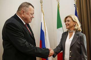 ALLA FARNESINA LA TERZA RIUNIONE DEL GRUPPO ITALO-RUSSO SULLE SFIDE GLOBALI