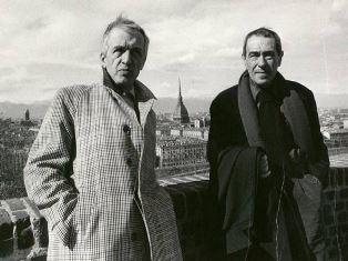 FRUTTERO & LUCENTINI, BASTA IL NOME: DOMENICO SCARPA ALL'IIC DI BRUXELLES