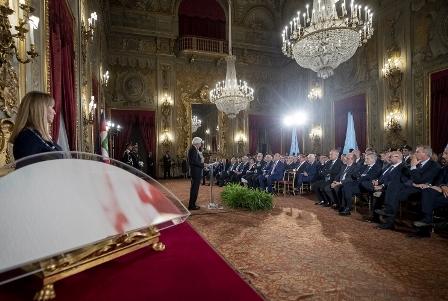 MATTARELLA E LA DEMOCRAZIA LIBERALE
