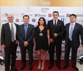 """IN TUNISIA GLI """"ITALIAN BUSINESS OSCARS 2019"""" DELLA CCI"""