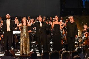 ORCHESTRA E CORO DEL LUGLIO MUSICALE TRAPANESE EMOZIONANO IN TUNISIA