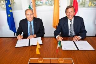ENERGIA: CONSORZIO RFX DI PADOVA E ITER FIRMANO ACCORDO DECENNALE SULLA FUSIONE