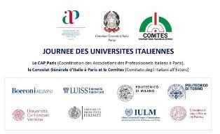 LE UNIVERSITÀ ITALIANE SI PRESENTANO A PARIGI