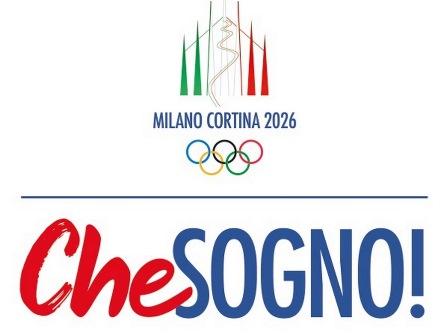 OLIMPIADI INVERNALI 2026 A MILANO CORTINA!
