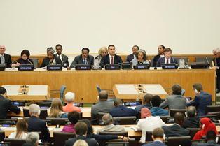 UNGA/ IL MINISTRO DI MAIO PRESIEDE L'EVENTO DI ALTO LIVELLO SULLA SOMALIA E LA RIUNIONE DEI MINISTRI DEGLI ESTERI INCE