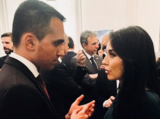 ALDERISI (FI) ALL'INCONTRO DEL VICEPREMIER DI MAIO CON LA COMUNITÀ ITALIANA A NEW YORK