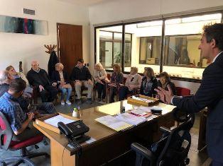 MENDOZA: L'ASSOCIAZIONE PIEMONTESE IN CONSOLATO