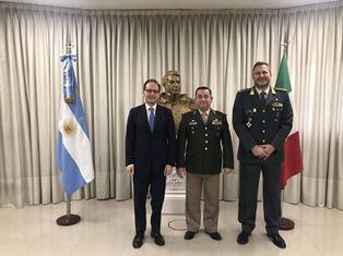ITALIA E ARGENTINA SEMPRE PIÙ UNITE NEL CONTRASTO ALLA CRIMINALITÀ ORGANIZZATA