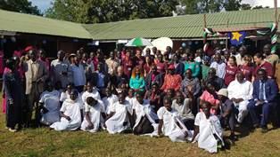 SUD SUDAN: RIPARTE GRAZIE AL CUAMM LA SCUOLA PER OSTETRICHE DI LUI