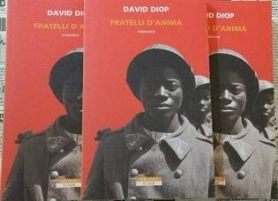 """""""FRATELLI D'ANIMA"""": DAVID DIOP VINCE IL PREMIO STREGA EUROPEO 2019"""