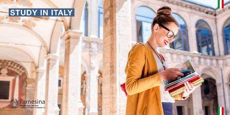 STUDIARE IN ITALIA: ULTIMA SETTIMANA PER CANDIDARSI AD UNA DELLE BORSE DI STUDIO DELLA FARNESINA