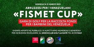 ABRUZZESI PER I VENEZUELANI: FISMET CUP DOMENICA A MILANO