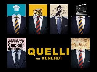 """""""QUELLI DEL VENERDÌ"""": ALL'IIC DI MONTREAL LA """"CHIACCHIERA"""" DELLA CULTURA"""