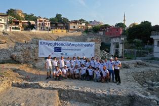 IN ALBANIA GLI SCAVI ARCHEOLOGICI DELL'UNIVERSITÀ DI CHIETI FINANZIATI DAL MAECI