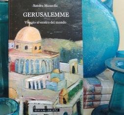 """""""GERUSALEMME, VIAGGIO AL CENTRO DEL MONDO"""": AD HAIFA CON IL LIBRO DI SANDRA MANZELLA"""