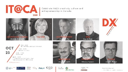 IT@CA: L'ITALIA IN VETRINA A TORONTO