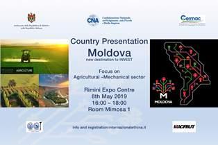 OPPORTUNITÀ PER LE IMPRESE ITALIANE IN MOLDOVA: A RIMINI IL SEMINARIO DELLA CNA