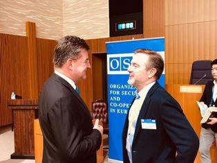 OSCE: SICUREZZA GLOBALE NELL