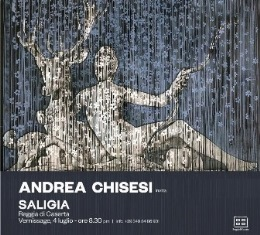 """""""SALIGIA"""": VIZI E VIRTÙ NELLE OPERE DI ANDREA CHISESI IN MOSTRA ALLA REGGIA DI CASERTA"""