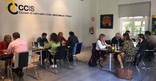 SUCCESSO PER IL PRIMO SPEED BUSINESS MEETING ALLA CAMERA DI COMMERCIO ITALIANA IN SPAGNA