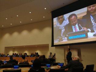 UNGA/ DEL RE AL PRIMO MINISTRO DEL SUDAN: PIENO SOSTEGNO DELL'ITALIA AL NUOVO GOVERNO