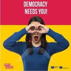"""""""IO E LA DEMOCRAZIA"""": SETTIMANA EUROPEA DELLA GIOVENTÙ 2019"""