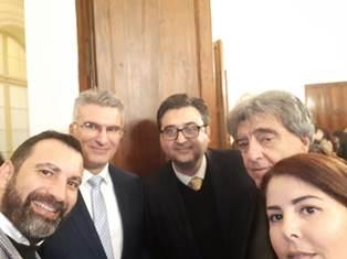 L'ISTITUTO ITALIANO FERNANDO SANTI A MALTA AL FORUM DEL MEDITERRANEO GIOVENTÙ, ISTRUZIONE E MOBILITÀ