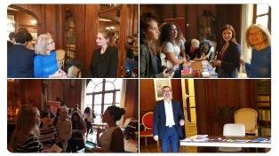 LE UNIVERSITÀ ITALIANE SI PRESENTANO A PARIGI: STUDENTI FRANCESI IN CONSOLATO