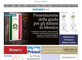 PRESENTAZIONE DELLA GUIDA PER GLI ITALIANI IN MESSICO - di Massimo Barzizza