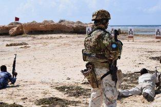 EUTM SOMALIA: ESPLOSIONE COINVOLGE CONVOGLIO ITALIANO/ NESSUNA VITTIMA