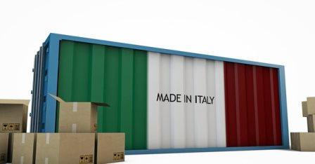 EXPORT ITALIANO ANCORA IN CRESCITA