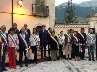 A BARREA (L'AQUILA) LA FESTA NAZIONALE DEI BORGHI AUTENTICI D'ITALIA