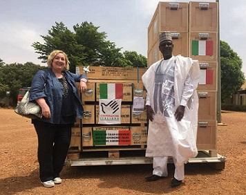 IL VICE MINISTRO DEL RE IN VISITA IN NIGER