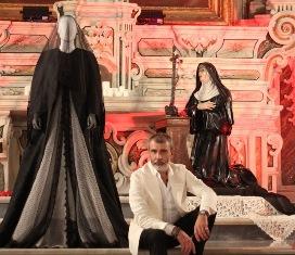"""LE """"MADONNE LUCANE"""" DI MICHELE MIGLIONICO ALL'AMBASCIATA D'ITALIA A BELGRADO"""