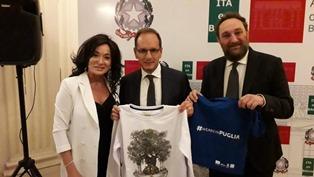 """SUCCESSO DELLA PUGLIA A """"BUENOS AIRES CELEBRA ITALIA"""""""