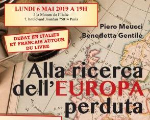 ALLA RICERCA DELL'EUROPA PERDUTA: BENEDETTA GENTILE E PIERO MEUCCI A PARIGI