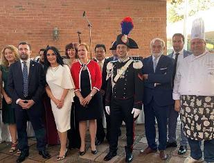 ALDERISI (FI) ALLE CELEBRAZIONI PER LA REPUBBLICA ALL'AMBASCIATA IN GUATEMALA