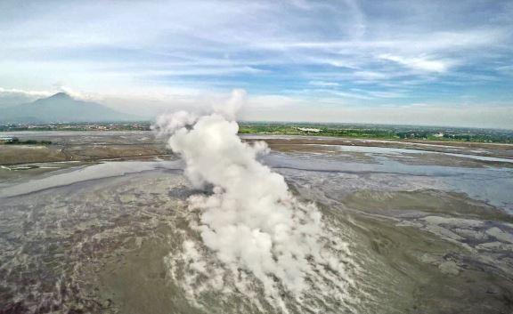 Metano geologico in atmosfera: l'INGV nella nuova indagine