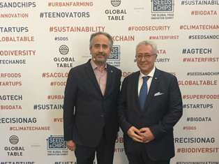 GIACOBBE (PD) AL SUMMIT GLOBALE SULL