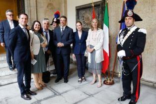 ECCELLENZE ITALIANE A GINEVRA PER LA FESTA DELLA REPUBBLICA