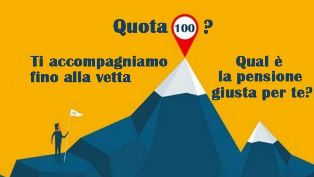 QUOTA 100: CONSULENZA DELL'INAS CISL UK