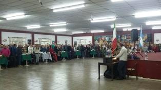 MARCHIGIANI DI MAR DEL PLATA IN FESTA: CELEBRATO IL 43° ANNIVERSARIO DELL'ASSOCIAZIONE