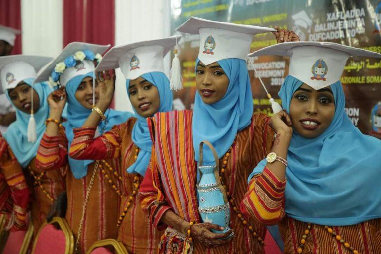 L'AICS SOSTIENE LA FORMAZIONE UNIVERSITARIA IN SOMALIA