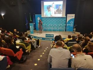 ACTIVATE TALKS: AL VIA IL PROGRAMMA UNICEF PER DARE VOCE AI GIOVANI
